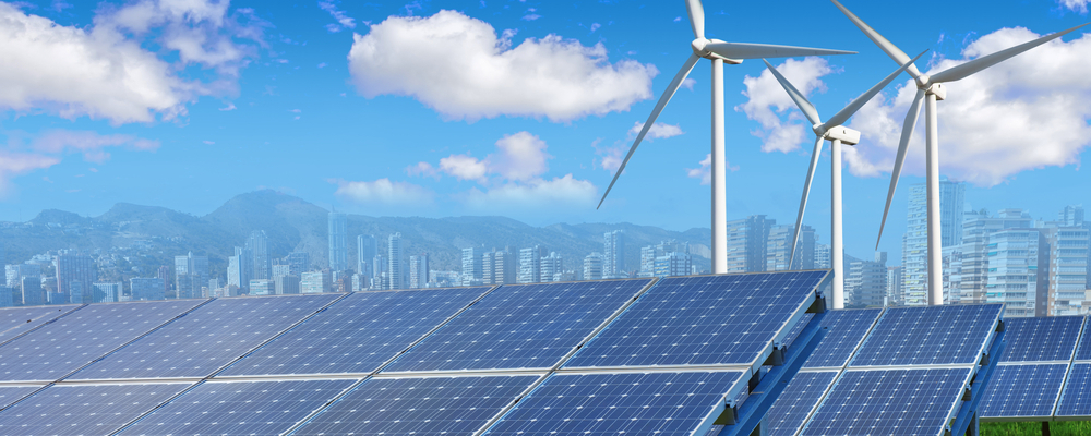Solar PV and Wind